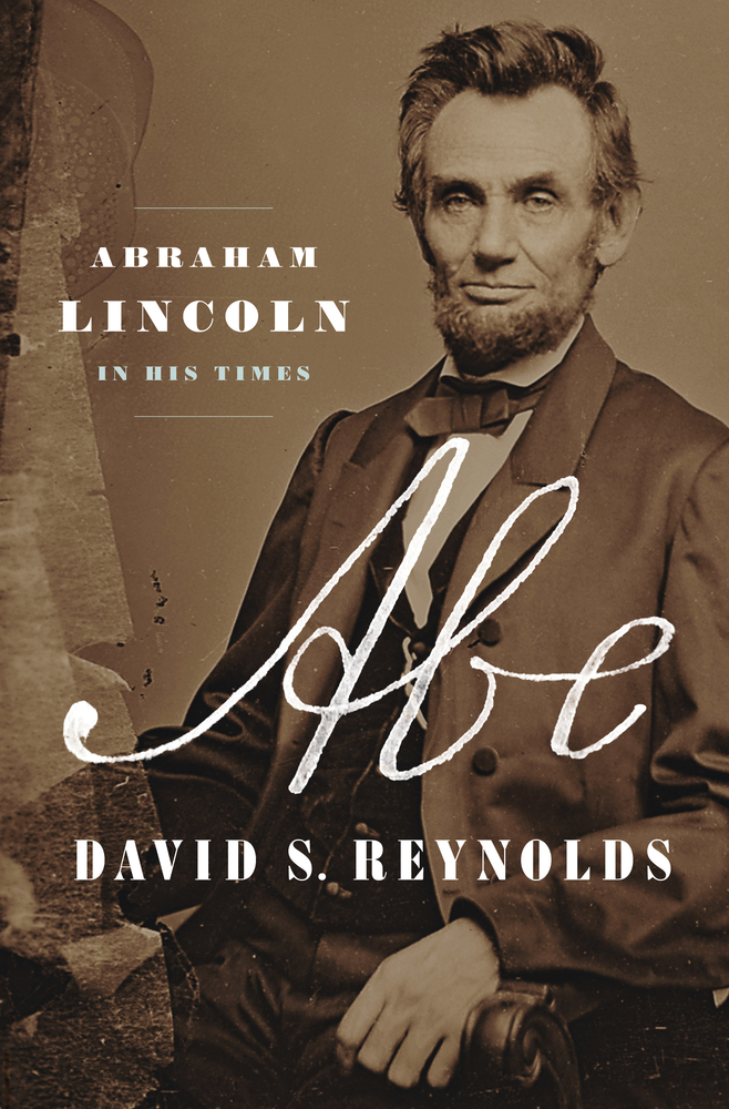 David S. Reynolds will be interviewed on Book Breaks about his new book on November 15.