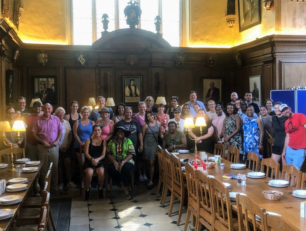 Participants in The Age of Lincoln at Oxford University