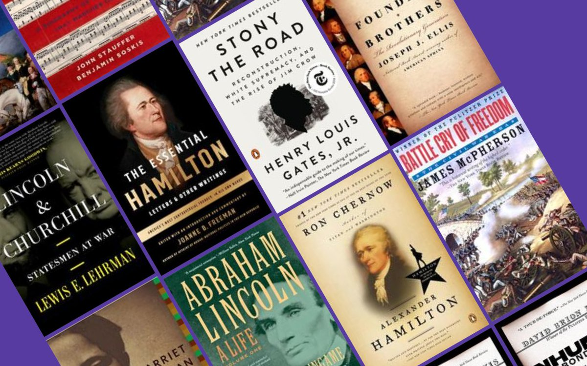 The Gilder Lehrman Institute Book Shop offers the best American history books available.