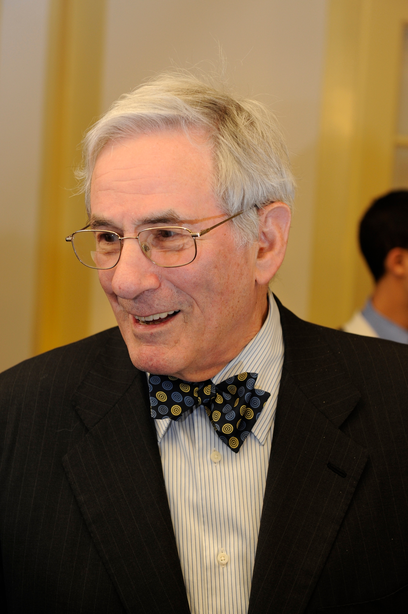 Richard Gilder at the Frederick Douglass Book Prize Ceremony in 2011