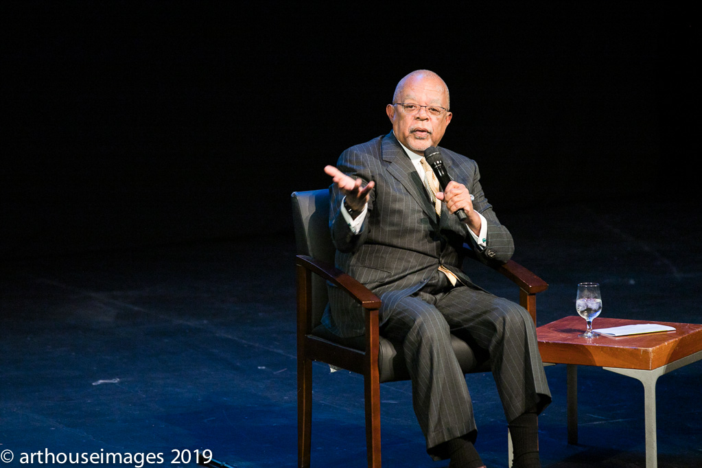 Henry Louis Gates, Jr., at a Gilder Lehrman Institute special event in 2019