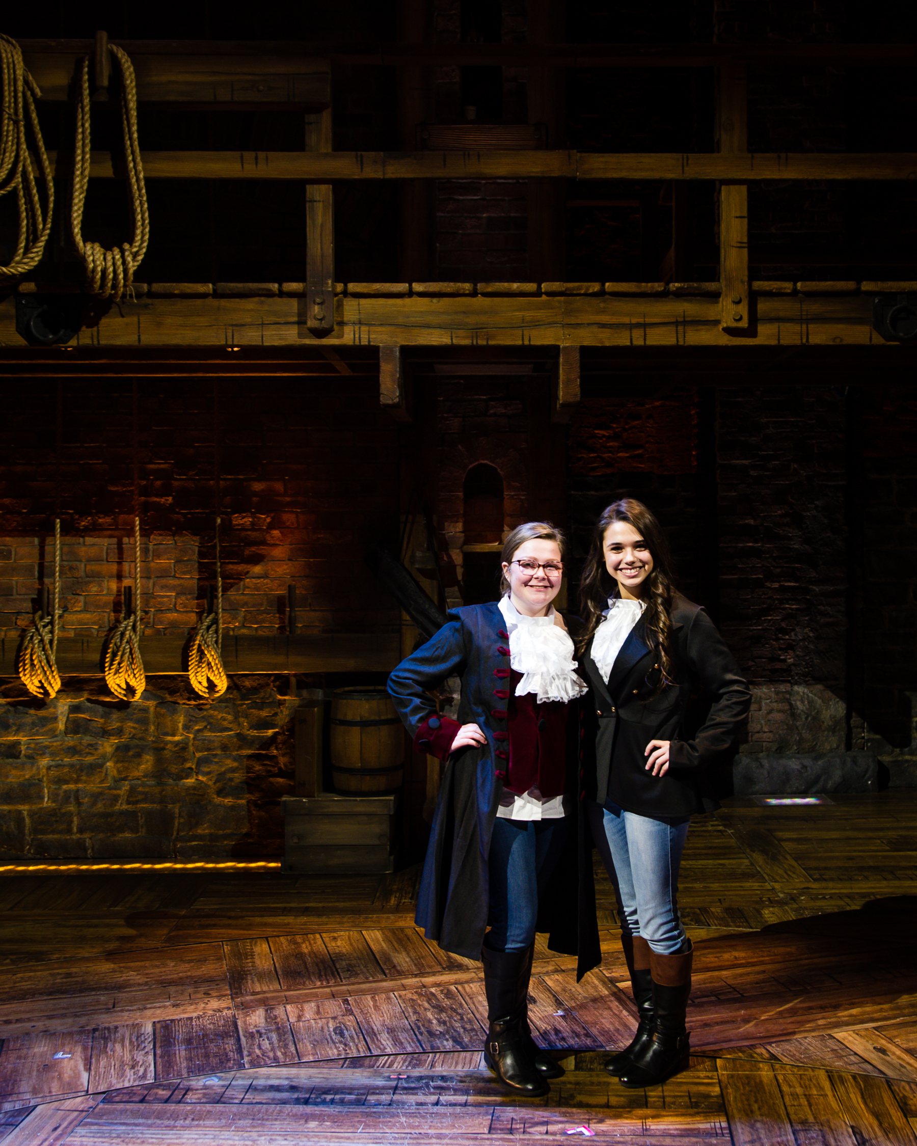 Nashville students participate in EduHam in January 2020.