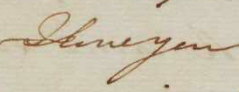 Henry Knox tells Lucy Knox he loves her and asks her to kiss his babe for him in a letter recounting the beginning of the Battle of Long Island on August 27, 1776 (Gilder Lehrman Institute, GLC02437.00429)