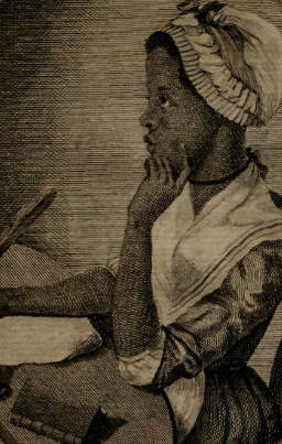 "Illustration from ""Poems on Various Subjects, Religious and Moral"" by Phillis Wheatley, 1773 (Gilder Lehrman Institute, GLC06154)"