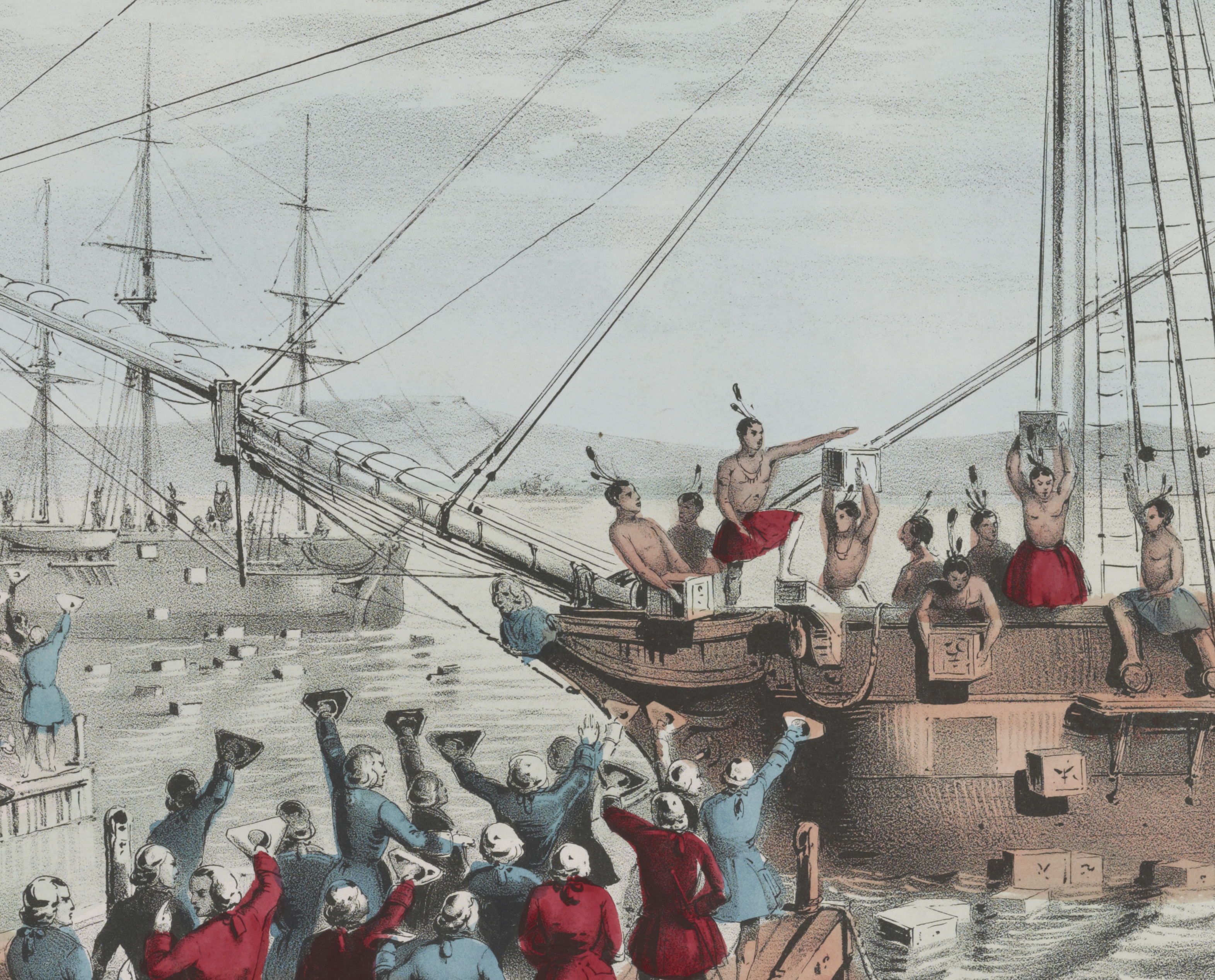 short essay on the boston tea party Boston tea party essays the american revolution was a very important event in the course of our history one of the conflicts between the british and the colonists.