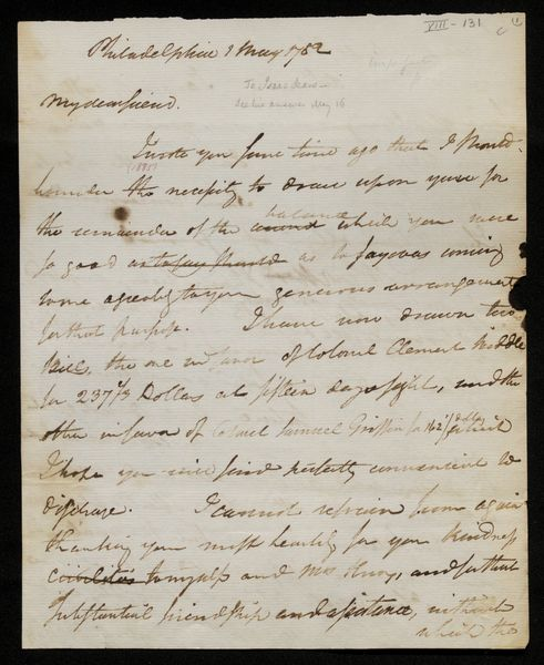 to Isaac Sears | Gilder Lehrman Institute of American History