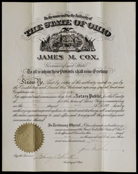 Appointment of H  P  Kochheiser as notary public of Cuyahoga County