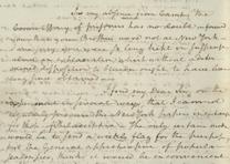 Alexander Hamilton to François, Marquis de Barbé-Marbois, October 12, 1780 (GLC)