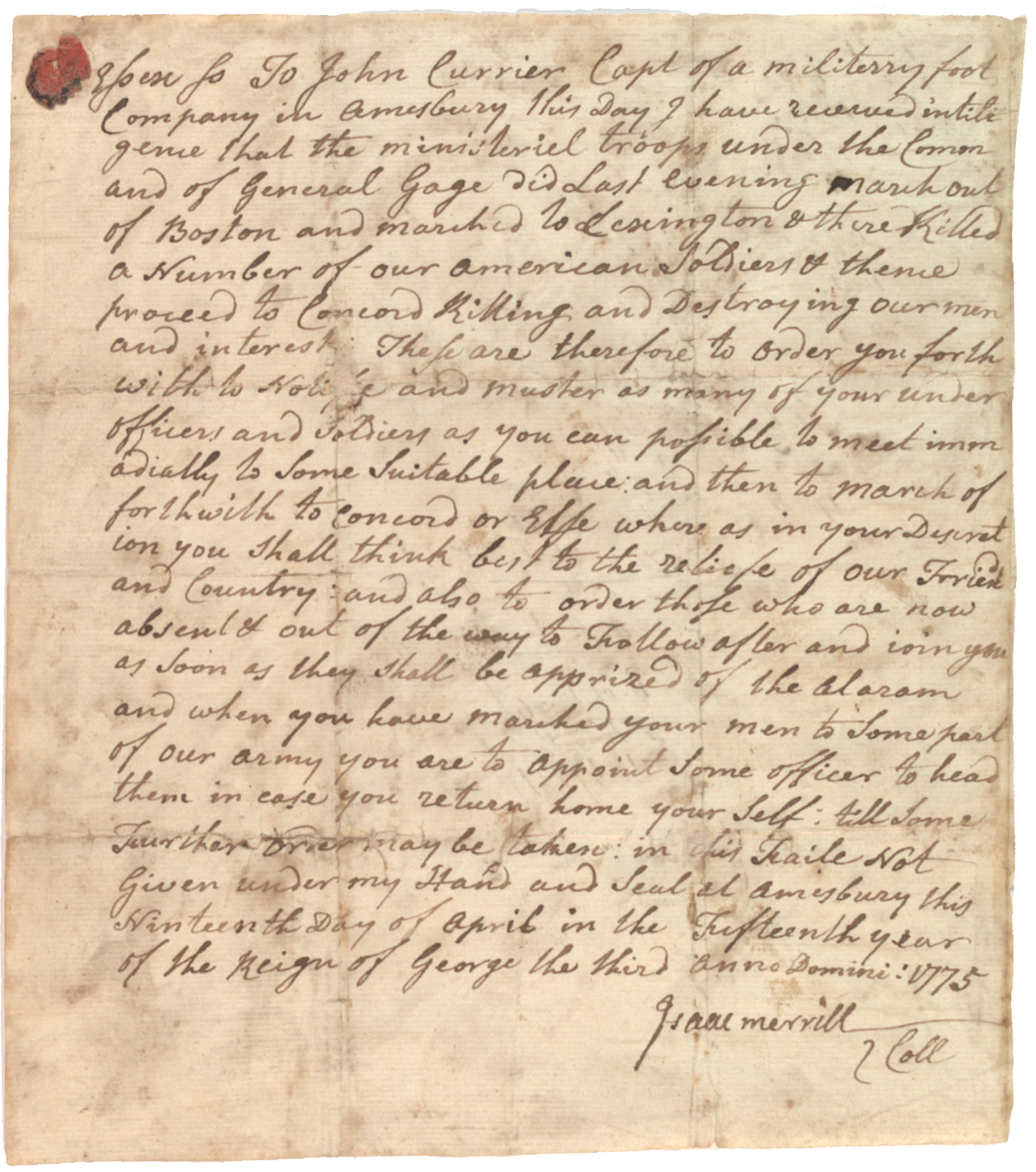 essay on lexington and concord Word spread from town to town, and militias prepared to confront the british and help their neighbors in lexington and concord.