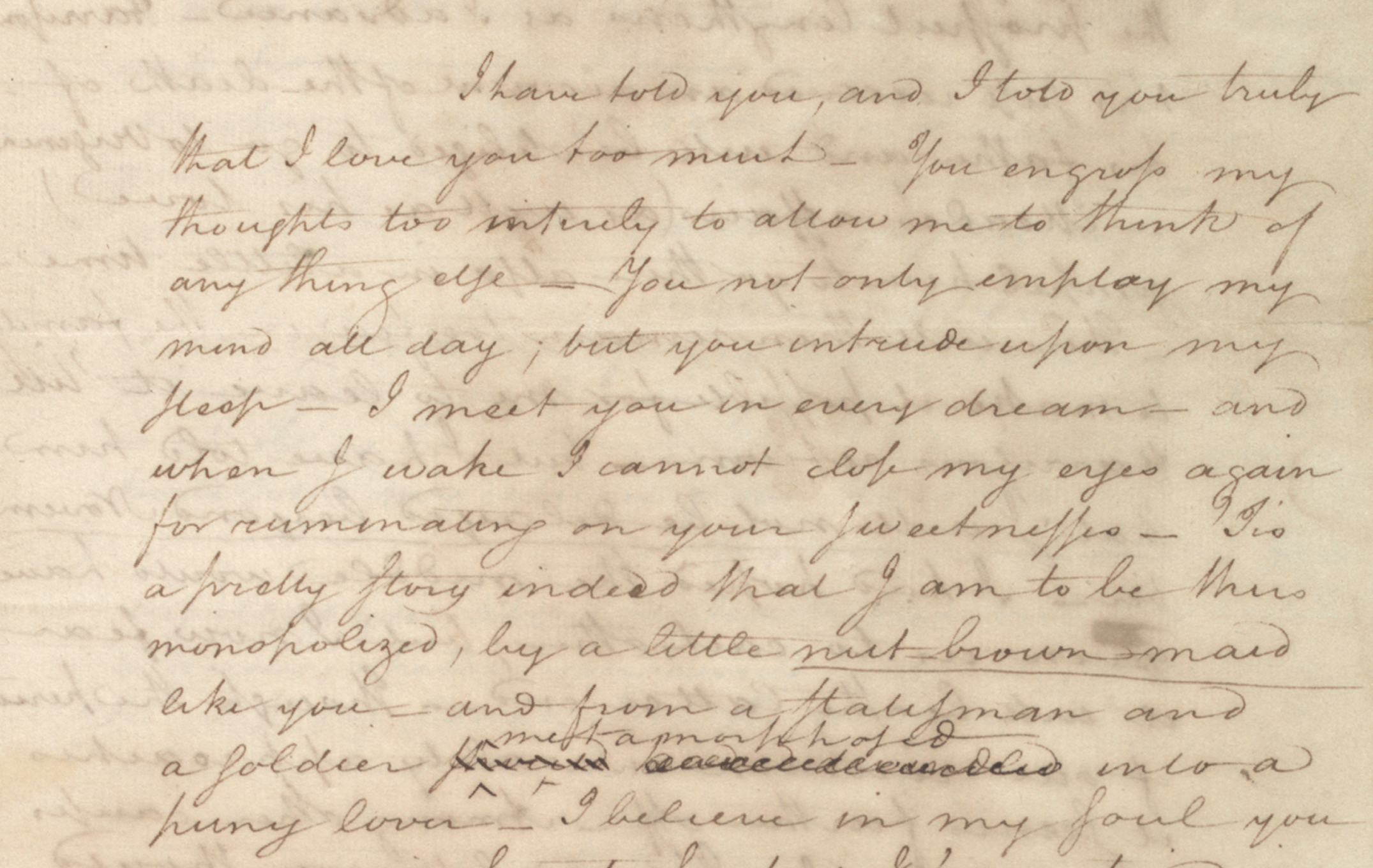 From Alexander Hamilton to Elizabeth Schuyler, [5 October ...