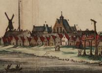Novi Belgi Novaeque Angliae [New Netherland and New England], 1682.