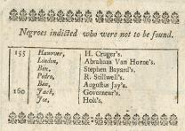 Daniel Horsmanden, A Journal of the Proceedings . . . 1744. (GLC04502.01)