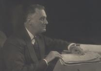 Franklin D. Roosevelt, ca. 1935 (GLC04675.06)