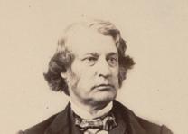 Charles Sumner, ca. 1861–1865 (GLC05111.02.0999)