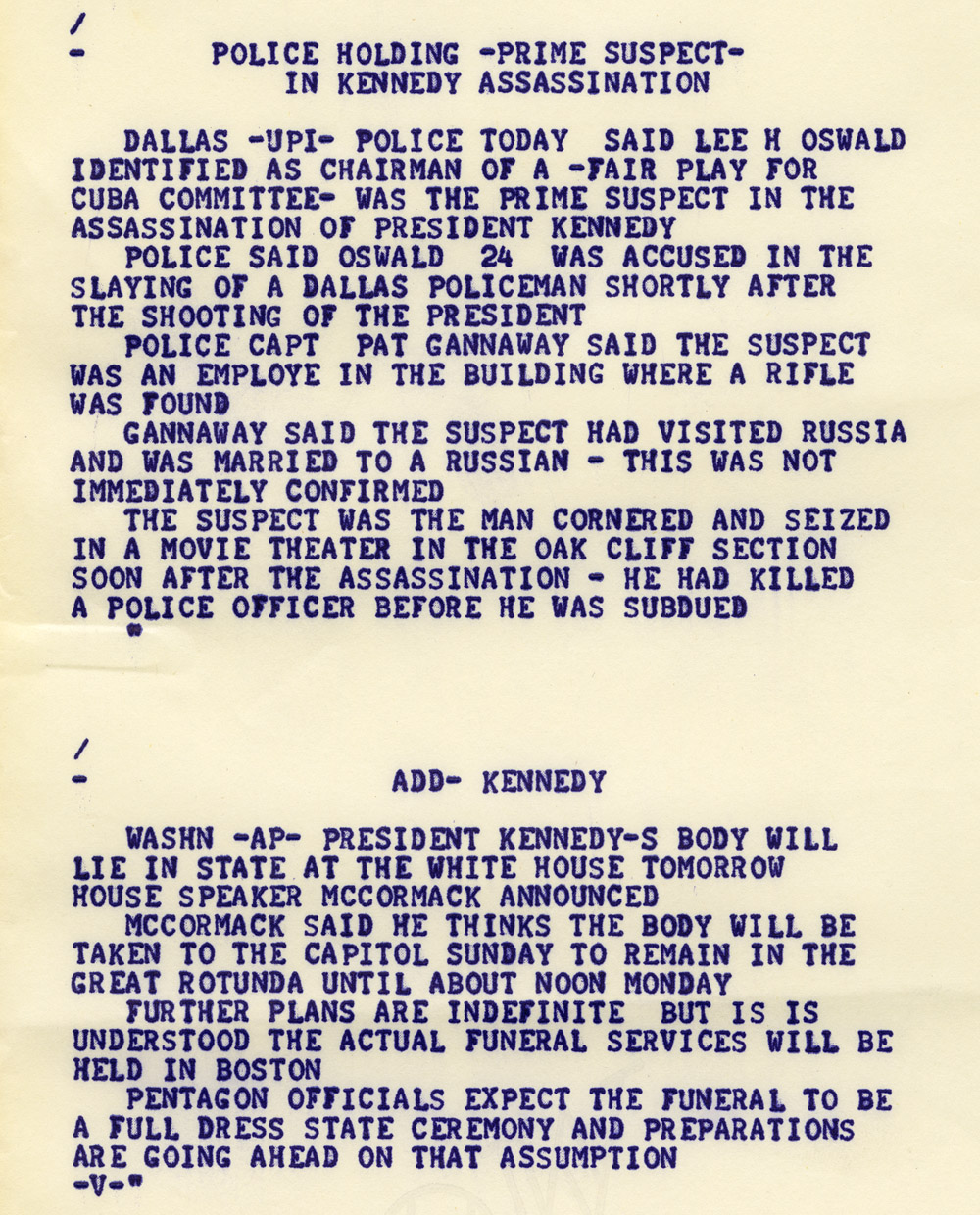who assassinated jfk essay Strippers, surveillance and assassination national archives related to the assassination of president john f kennedy are of papers recounted the agency.