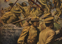 True Sons of Freedom, by Charles Gustrine, Chicago, Illinois, 1918. (GLC09121)