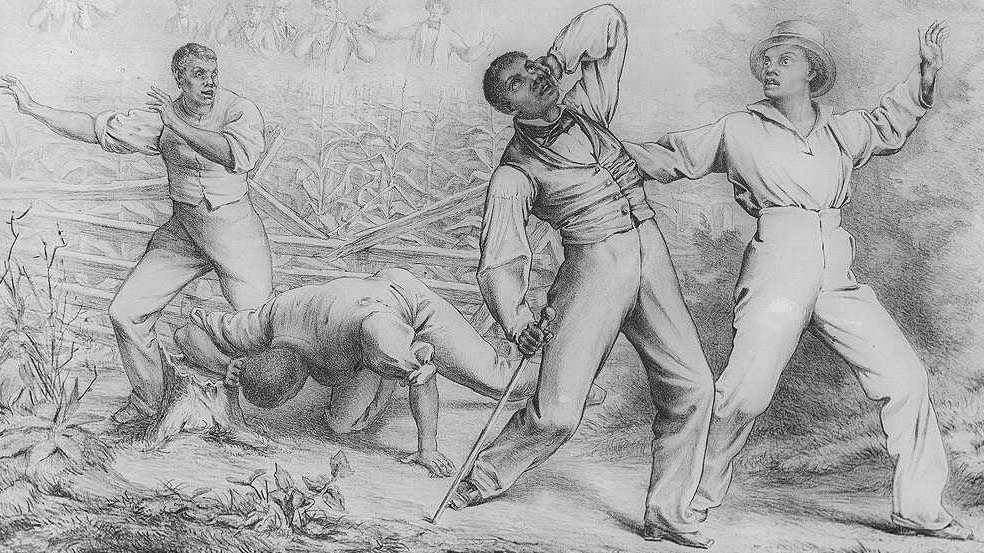 slave rebellion in america Though congress outlawed the african slave trade in 1808, domestic slave trade flourished, and the slave population in the us nearly tripled over the next 50 years the domestic trade continued into the 1860s and displaced approximately 12 million men, women, and children, the vast majority of whom were born in america.