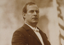 William Jennings Bryan, 1896 (Library of Congress)