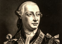 King George III, Gilder Lehrman Collection