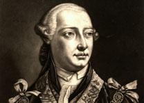 King George III, Gilder Lehrman Collection