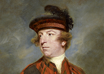 John Murray, 4th Earl of Dunmore by Joshua Reynolds, 1765 (National Galleries Sc