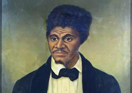 Portrait of Dred Scott  (Courtesy New-York Historical Society)