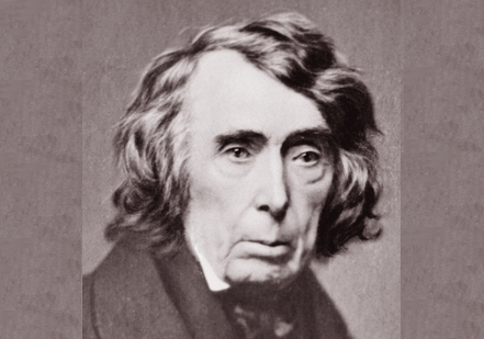 Chief Justice Taney  (Courtesy Dickinson College)