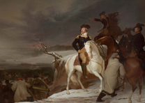 The Passage of the Delaware, by Thomas Sully, 1819 (Museum of Fine Arts, Boston,