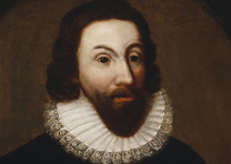 John Winthrop. Oil on canvas, c. 1800.