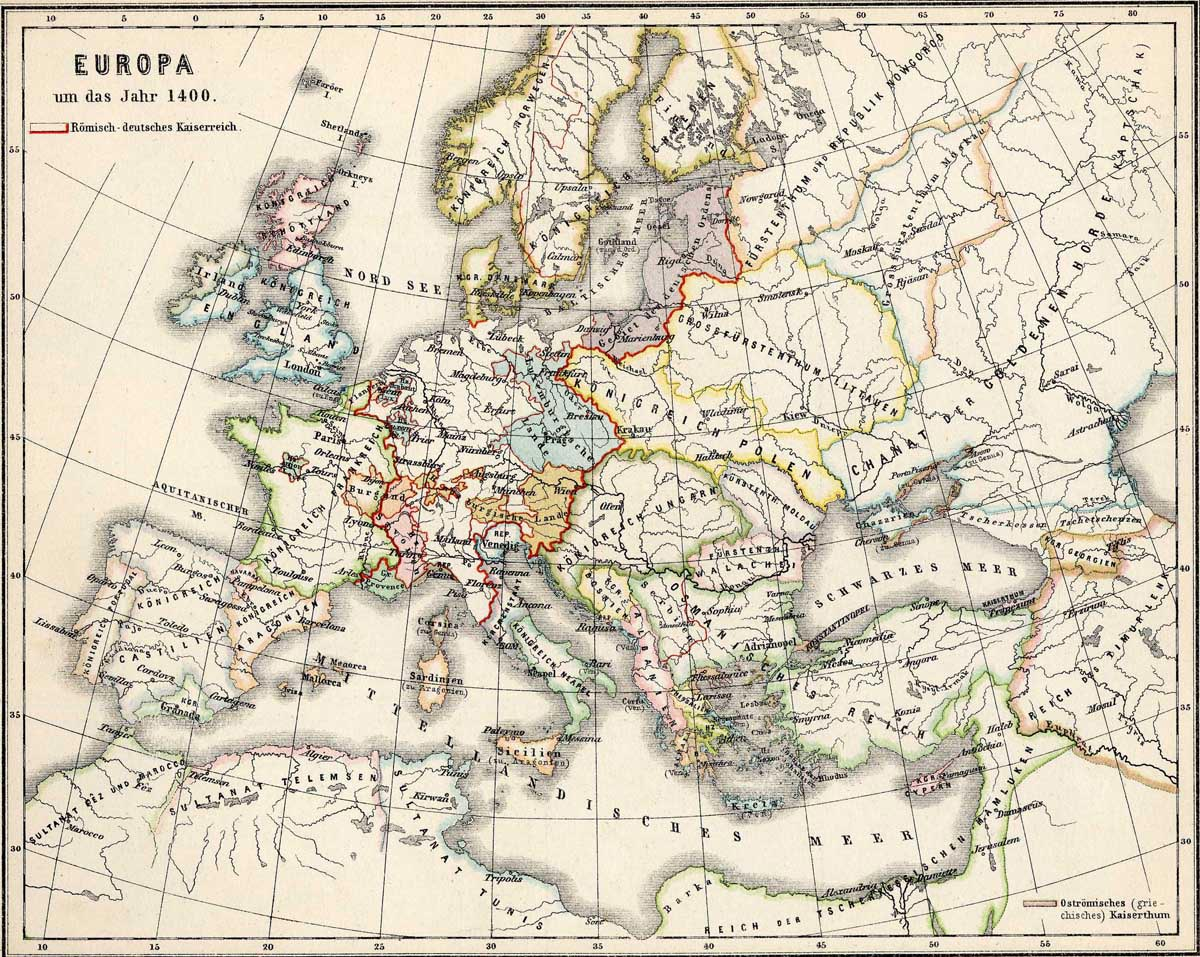 essay on the reformation of europe