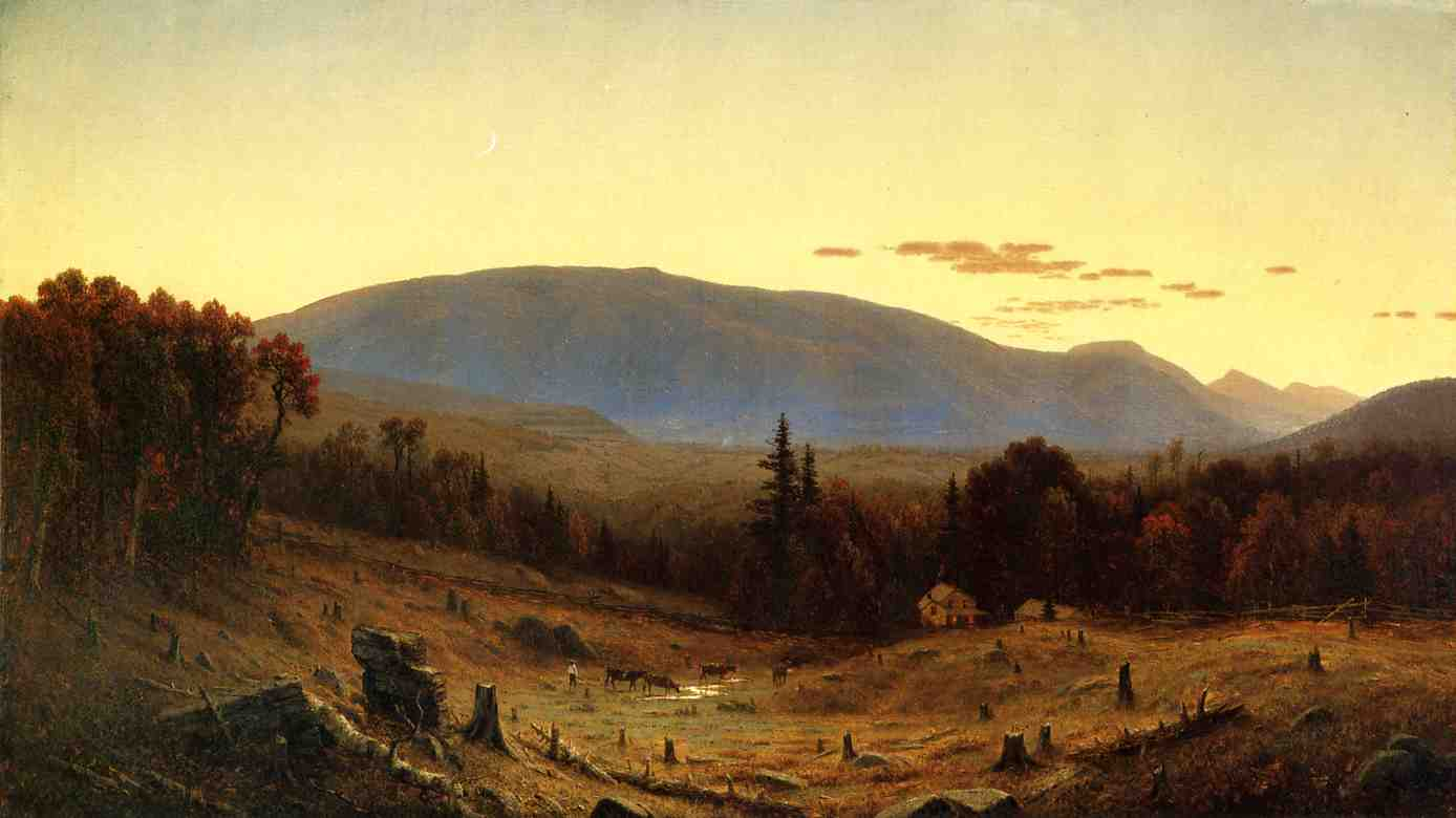 landscape painting essay This essay examines the various ways in which british landscape painters engaged with concepts of the sublime in the second half of the nineteenth century in the visual arts the sublime tends to be associated with the period of roughly 1750–1850 when a new emotional response to landscape first developed in the work of.