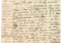 Alexander Hamilton to Harrison Gray Otis, December 23, 1800. (Gilder Lehrman Col
