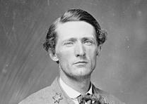 John Mosby, ca. 1870 (Library of Congress Prints and Photographs Division)