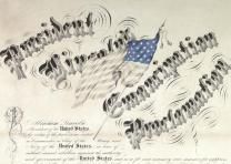Emancipation Proclamation [California printing, Cheesman copy], January 1, 1863