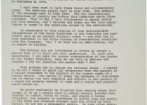 Gerald Ford, Statement before Subcomm. on Criminal Justice re: his pardon of Nix