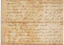 Timothy Pickering Jr. to Timothy Pickering Sr., February 23, 1778. (GLC)