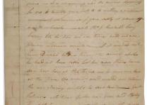 Henry Knox to Lucy Knox, July 8, 1776. (GLC02437.00363)