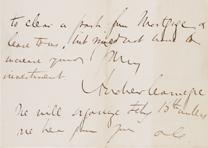 Andrew Carnegie to Hiram Hitchcock, January 31, 1889 (GLC02896)