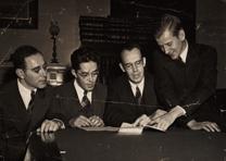 Manhattan District Scientists (Gilder Lehrman Collection)