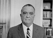 J. Edgar Hoover, 1961 (Library of Congress)