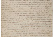 George Washington to the New Hampshire legislature, December 29, 1777. (GLC)