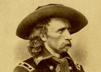George A. Custer, ca. 1865 (GLC04007.02)