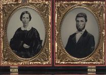 The Kelly family, ca. 1861. (GLC04197.40)
