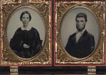 The Kelly family, ca. 1861. (GLC04197.40)