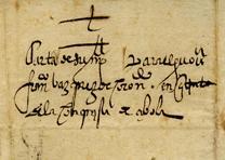 Francisco García de Loaysa to to Francisco Vásquez de Coronado, June 21, 1540.