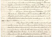 George Washington to Jonathan Trumbull Jr., July 21, 1799. (Gilder Lehrman Colle