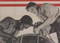 World War II poster (Gilder Lehrman Collection)