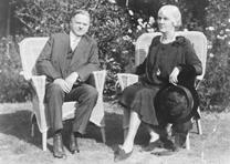 Herbert and Lou Henry Hoover, ca. 1929 (Library of Congress)