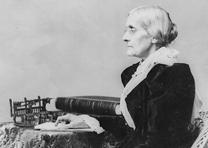 Susan B. Anthony, ca. 1900 (Library of Congress Prints and Photographs Division)