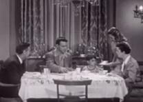 A Date with Your Family, 1950